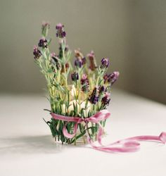18 Creative Ways to Use Lavender via Brit + Co