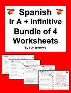 83 Best Verbos Ir Images Spanish Class Spanish Grammar