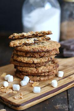 Chocolate Chip Cornflake Crunch Cookies