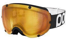 (sweeet reflective goggles- tried on in a store) POC Lobes Ski + Snowboard Goggles - Uranium Black