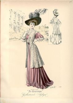 De Gracieuse 1909 | Flickr - Photo Sharing!