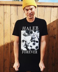 #1 source for Tyler Blackburn -tylerjblackburn: We've extended the #HALEB shirts until December 14th! That means 9 more days until they're gone forever! To sweeten the deal, we're offering 5 more winners signed TShirts by @itsashbenzo and I. Winners will be announced on the last day of the campaign (along with all phone call winners). Buy now, link in bio! PS - keep sending screenshots of your purchases + I might leave a comment on your page ✌️