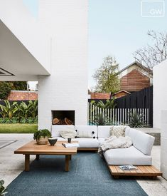 If you are looking for Outdoor Living Spaces, You come to the right place. Here are the Outdoor Living Spaces. This post about Outdoor Living Spaces was posted under. Outdoor Areas, Outdoor Rooms, Outdoor Sofa, Outdoor Decor, Modern Outdoor Fireplace, Outdoor Lounge Furniture, Outside Furniture Patio, Outdoor Living Spaces, Corner Sofa Outdoor