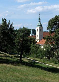 parc de Petřín