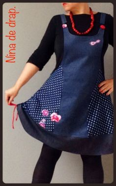 Sewing Aprons, Sewing Clothes, Dottie Angel, Apron Designs, African Dress, Frocks, Tweed, Xhosa, Knitting