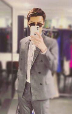 Park Chanyeol, Baekhyun, My King, Boyfriend Material, Suit Jacket, Soul Mates, Kpop, 4 Life, Korea