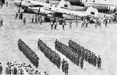 Portuguese Airbase in Angola 1959