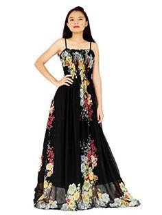 MayriDress Women's Maxi Dress Long Black Floral Plus Size... https://www.amazon.com/dp/B0157SIK06/ref=cm_sw_r_pi_dp_UXBxxb9FYBNVG