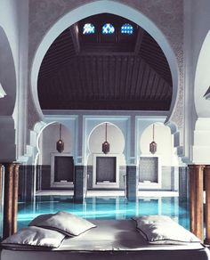 Dreaming of Morocco.