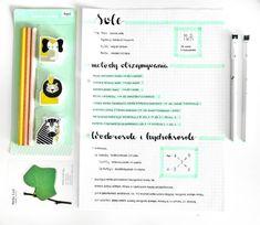 Dzień dobry moje ptysie 😘 to ostatni post przed moim wyjazdem do Londynu. Czekała mnie też mnie niemiła niespodzianka, bowiem mój wyjazd… Beautiful Notes, Pretty Notes, Bujo, Note Taking, School Notes, Study Notes, Handwriting, Good To Know, Chemistry