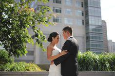 Wedding at Le Meridien Hotel Arlington VA