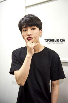 Hojoon from Topp Dogg.