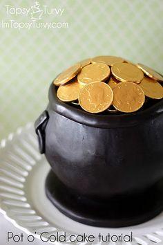pot-o-gold-cake-tutorial by imtopsyturvy.com