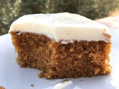 Carrot cake (the best recipe in the world) - Recetas - Sweet Recipes, Cake Recipes, Dessert Recipes, Food Cakes, Cupcake Cakes, Tortas Light, Savoury Cake, Carrot Cake, Love Food