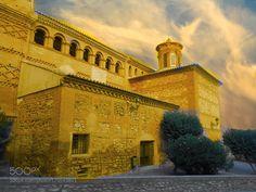 iglesia de la santisima asuncion by vlozano