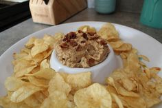 Caramelized Sweet Onion & Bacon Dip