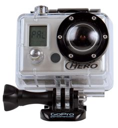 GoPro - Waterproof pictures & video. Record moments onboard, on land and even while shark diving.