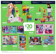 Walmart Black Friday 2019 Ads and Deals Browse the Walmart Black Friday 2019 ad scan and the complete product by product sales listing. Walmart Black Friday Ad, Black Friday News, Black Friday 2019, Giant Plush, Disney Princess Dolls, Creative Box, Play Centre, Love Is Sweet, Baby Dolls