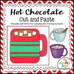Hot Chocolate Cut an