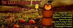 The Great Pumpkins Night