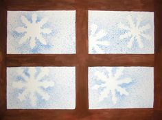 A great art idea for the winter time in a grade: snowflakes in front of the window with spray technique Source by heidikappen Winter Crafts For Kids, Art For Kids, Credit Card Application, Aboriginal Culture, Holiday Hotel, Preschool Crafts, Holiday Parties, Pretty In Pink, Snowflakes