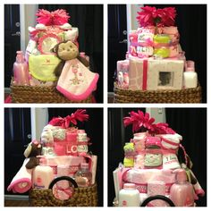 Diapercakes by Jessica