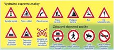 dopravné značky- prezentácie :: dopraváčik DILONGÁČIK