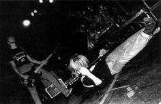 12/03/89 - Astoria Theatre (Lame Fest UK '89), London, United Kingdom (Credits: Facebook Nirvana On Air)
