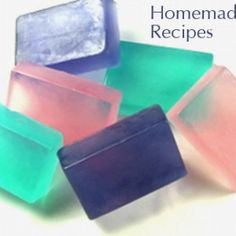 You might want to make your own soap because you want to avoid some of the common chemical ingredients in store-bought soap, or because it saves money, or just for the fun of mixing your own scents and molding them into decorative shapes.