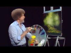 Bob Ross - Tranquil Wooded Stream (Season 26 Episode 9) - YouTube
