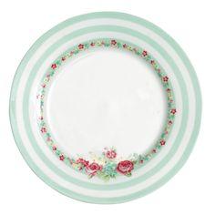 GreenGate Candy Mint Plate