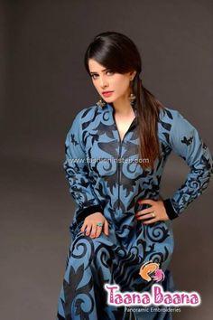 Eid Ul Azha Dresses 2013 by Taana Baana for Women