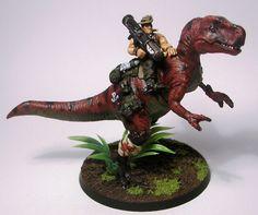 Beer, Guns and Dinosaurs: A Catachan Log
