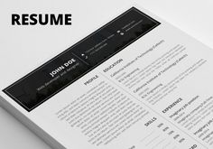Resume Template Design is very easy to use and change text,color,size,look and everything. Executive Resume Template, Simple Resume Template, Resume Design Template, Creative Resume Templates, Cv Template, Design Templates, Resume Tips, Resume Cv, Resume Writing