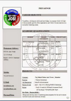 Cv Francais Modele Sample Template OfBeautiful Curriculum