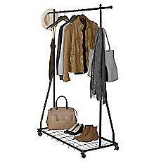 image of Metal Garment Rack