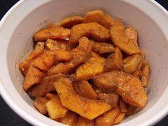 fuyu persimmon crisp recipe