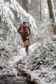 Ellie Greenwood at the Chuckanut 50K (photo courtesy of Michael Lebowitz/LongRun Pictures)