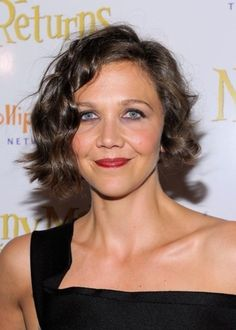 asymmetrical curly bob - Google Search