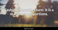 Coco Chanel Quotes - BrainyQuote