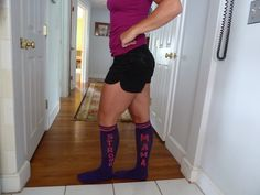 Strong Mama sox from the Sox Box