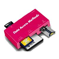 Different Methods of Accessing Data From Storage Devices