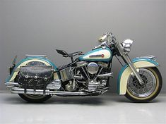 Harley Davidson 1949 model 49EL Panhead 1000 cc 2 cyl ohv