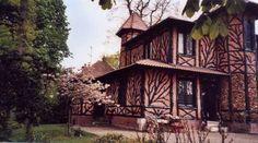 Wood Cottage Le Vésinet à 400 m de la maison