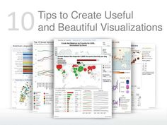ten-tips-to-create-useful-and-beautiful-visualizations by Tableau Software via Slideshare Analytics Dashboard, Data Analytics, Dashboard Mobile, Dashboard Design, Tableau Reporting, Tableau Software, It Service Management, Data Visualization Tools, Infographic Resume