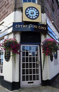 Tea shop in Perth.  Dream!