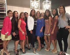 Con un grupo de mujeres talentosas en diversos campos y disciplinas, empresarias, diseñadoras, publicistas, periodistas y más  @doralmag @fabiolamalka @albaazcuy27 @nataliacruznews @be_jewelry celebrando el lanzamiento de #Wonder de @kh_jewelry .
