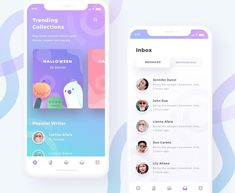 """1,076 Likes, 7 Comments - UI UX Digital Inspiration (@uitrends) on Instagram: """"A visual exploration by the amazing @ghanipradita ⠀ ⠀ Storytelling Community App. A platform…"""""""