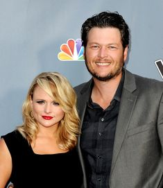 "Miranda Lambert Photos Photos - Singers Miranda Lambert (L) and her husband Blake Shelton arrive at a screening of NBC's ""The Voice"" Season 4 at the Chinese Theatre on March 20, 2013 in Los Angeles, California. - North America FILER Bucket - Ent"