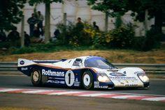 Le Mans 1986 Derek Bell
